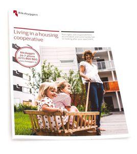 Bild på På engelska: Goda råd för dig i bostadsrätt / Living in a housing cooperative