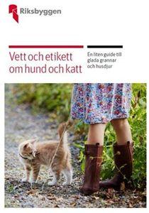Bild på Vett och etikett om hund och katt