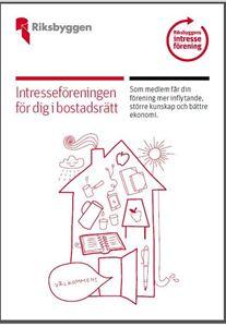 Bild på Intresseföreningen för dig i bostadsrätt
